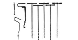 Инструментарий для установки
